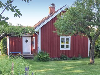Amazing home in Vimmerby w/ 2 Bedrooms