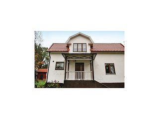 Stunning home in Vimmerby w/ WiFi and 3 Bedrooms