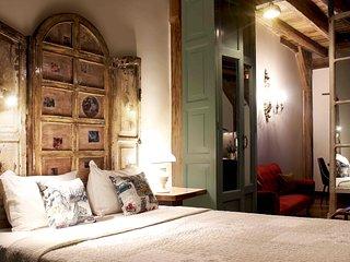 Artistic luxury flat - Historic Centre of Quito