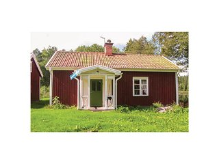 Stunning home in Vimmerby w/ WiFi and 1 Bedrooms