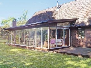 Stunning home in Köpingsvik w/ WiFi and 4 Bedrooms