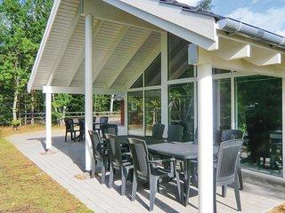 Stunning home in Köpingsvik w/ Sauna, WiFi and 5 Bedrooms