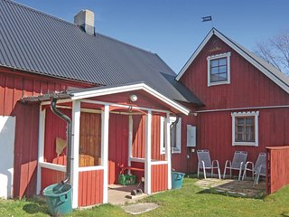 Beautiful home in Lottorp w/ WiFi and 3 Bedrooms (S41006)