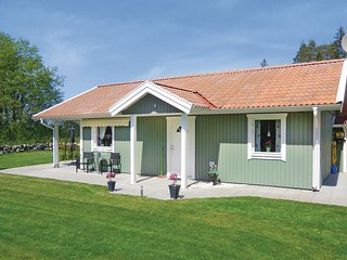 Stunning home in Lottorp w/ WiFi and 2 Bedrooms (S41318)