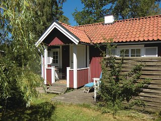 Stunning home in Färjestaden w/ WiFi and 1 Bedrooms