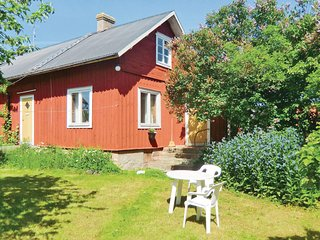 Awesome home in Borgholm w/ 1 Bedrooms