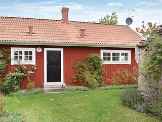 Stunning home in Borgholm w/ 1 Bedrooms (S41378)