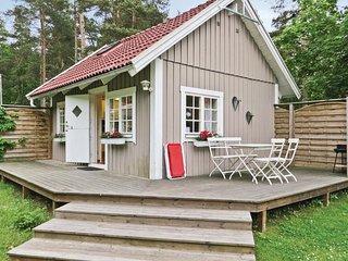 Nice home in Färjestaden w/ WiFi and 0 Bedrooms