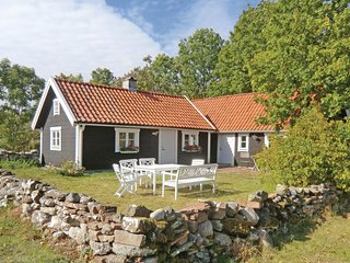 Amazing home in Borgholm w/ 1 Bedrooms