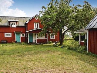 Stunning home in Köpingsvik w/ WiFi and 5 Bedrooms