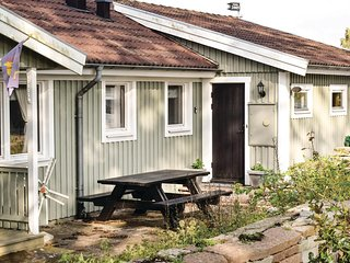 Awesome home in Degerhamn w/ Sauna and 2 Bedrooms