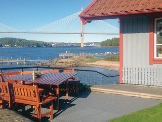 Beautiful home in Uddevalla w/ 2 Bedrooms