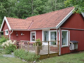 Nice home in Hålta w/ WiFi and 2 Bedrooms