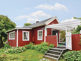 Stunning home in Kyrkesund w/ WiFi and 2 Bedrooms (S54074)