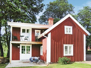 Awesome home in Ödeshög w/ WiFi and 3 Bedrooms
