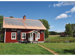 Beautiful home in Pålsboda w/ Sauna, WiFi and 2 Bedrooms