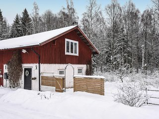 Awesome apartment in Grythyttan w/ Sauna, WiFi and 1 Bedrooms