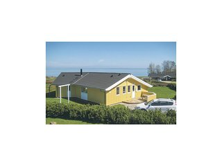 Amazing home in Sydals w/ Sauna, WiFi and 4 Bedrooms