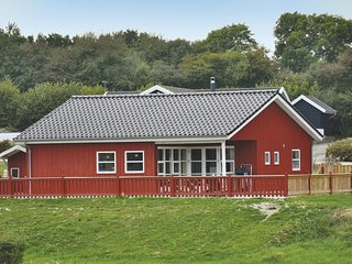 Nice home in Nordborg w/ Sauna, WiFi and 3 Bedrooms