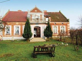 Beautiful home in Olsztynek w/ WiFi and 0 Bedrooms