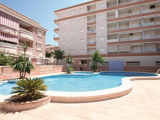 Awesome home in Santa Pola w/ 2 Bedrooms (EBI014)