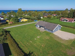 Stunning home in Nordborg w/ Sauna, WiFi and 5 Bedrooms