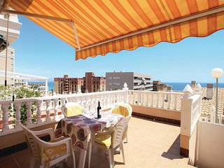 Awesome home in Arenales del Sol w/ WiFi and 2 Bedrooms