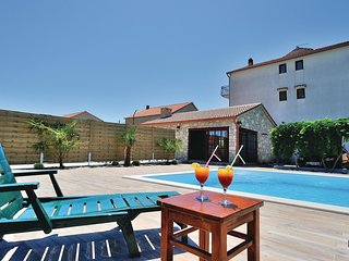 Amazing home in Biograd w/ WiFi and 1 Bedrooms