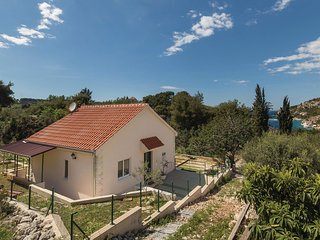 Awesome home in Drvenik Veliki w/ WiFi and 1 Bedrooms