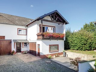 Nice home in Wiesbaum w/ WiFi and 3 Bedrooms
