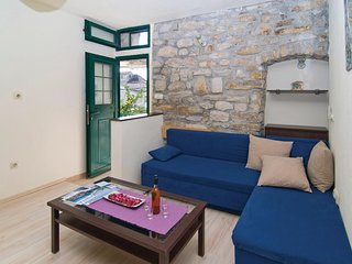 Amazing home in Kastel Gomilica w/ WiFi and 1 Bedrooms