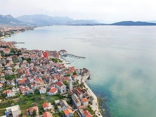 Stunning apartment in Kastel Novi w/ WiFi and 2 Bedrooms