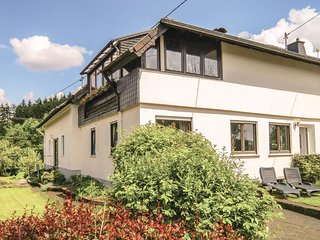 Amazing home in Duppach w/ 2 Bedrooms