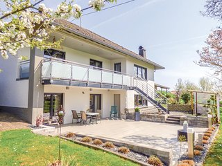 Amazing home in Korperich/Obersgegen w/ WiFi and 1 Bedrooms