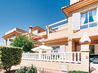 Stunning home in Santa Pola w/ WiFi, 3 Bedrooms and Outdoor swimming pool