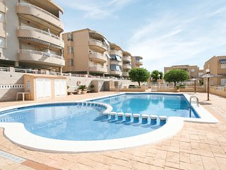 Awesome home in Santa Pola w/ 1 Bedrooms