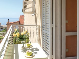 Nice home in Makarska w/ WiFi and 0 Bedrooms