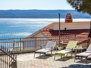 Awesome home in Marusici w/ WiFi and 2 Bedrooms (CDT485)