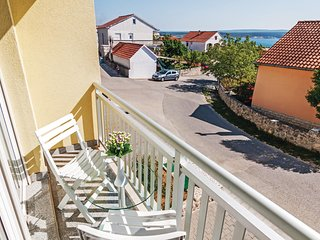 Nice home in Maslenica w/ WiFi and 2 Bedrooms