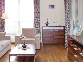 Nice home in Kolobrzeg w/ WiFi and 1 Bedrooms