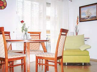 Beautiful home in Ustka w/ 1 Bedrooms