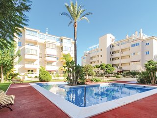 Awesome home in Alfaz del Pí w/ WiFi, 2 Bedrooms and Outdoor swimming pool (EBI