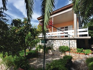 Beautiful home in Seget Vranjica w/ WiFi and 2 Bedrooms