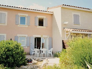 Nice home in Calvisson w/ WiFi and 2 Bedrooms
