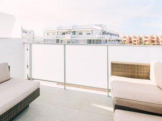 Apartamento grande y soleado en La Tejita