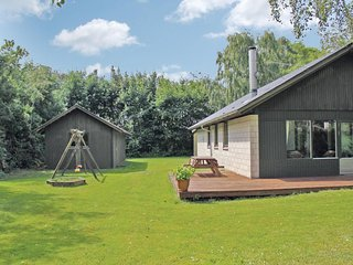 Amazing home in Nykøbing M w/ WiFi and 3 Bedrooms