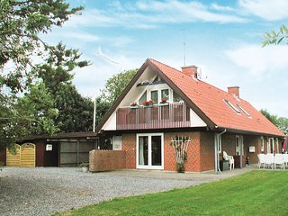 Nice home in Erslev w/ Sauna, WiFi and 5 Bedrooms