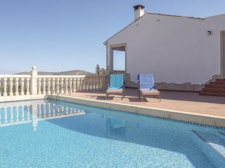 Nice home in Muntaya de la Sella w/ Outdoor swimming pool and 3 Bedrooms