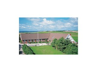 Beautiful home in Hurup Thy w/ Sauna, WiFi and 8 Bedrooms (B6345)