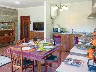 Nice home in Castelo de Paiva w/ WiFi and 1 Bedrooms (PTD003)